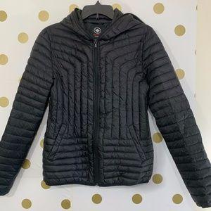 Halifax Traders Womens Puffer Coat; M